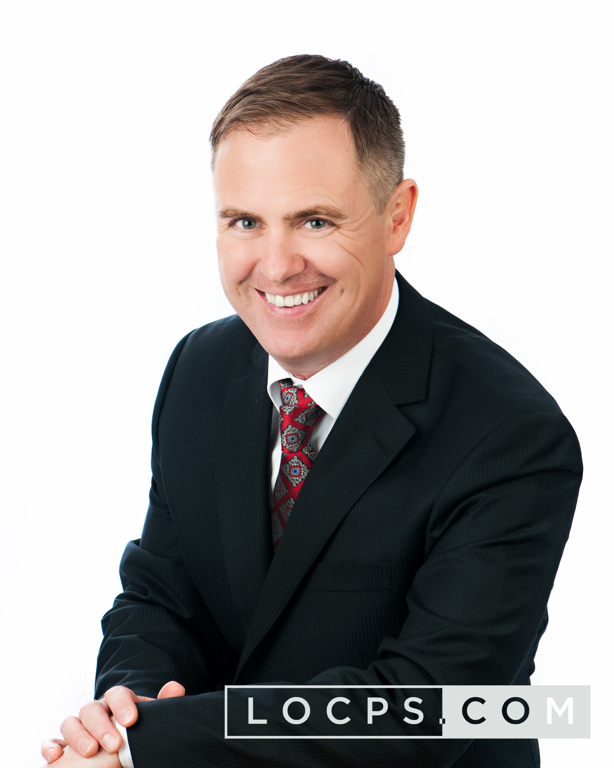 Todd Worgan real estate headshot