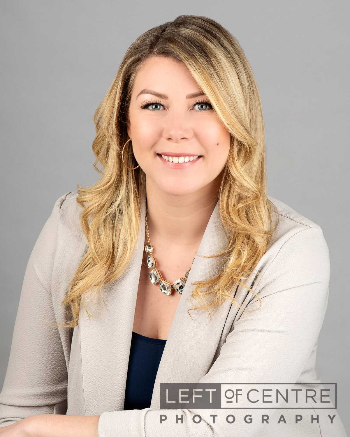 Britney Hack real estate headshot