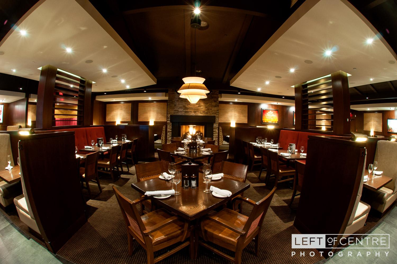 Brampton Keg dining room 01