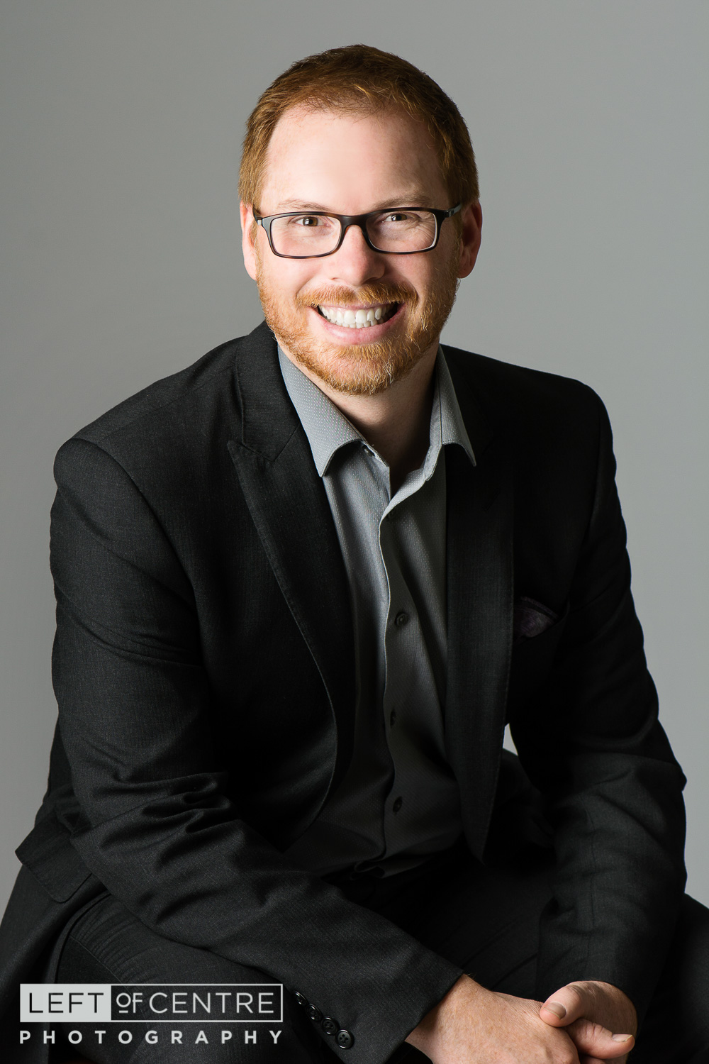 Ryan Colwell corporate headshot