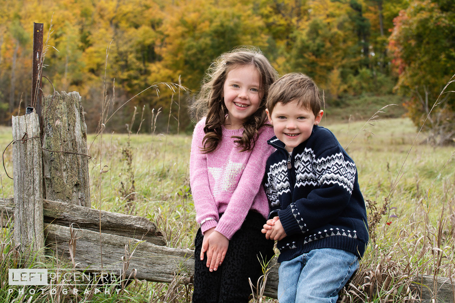 fall family portraits scotsdale farm