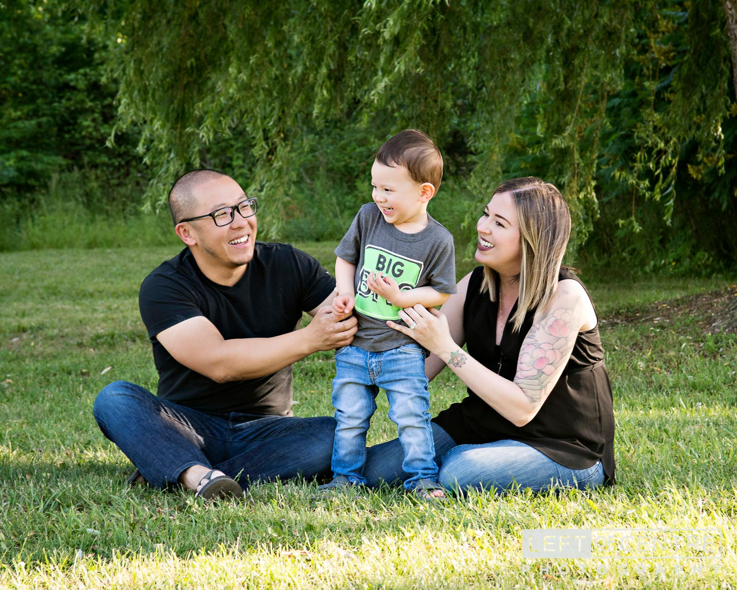 Family Portraits - Home Page