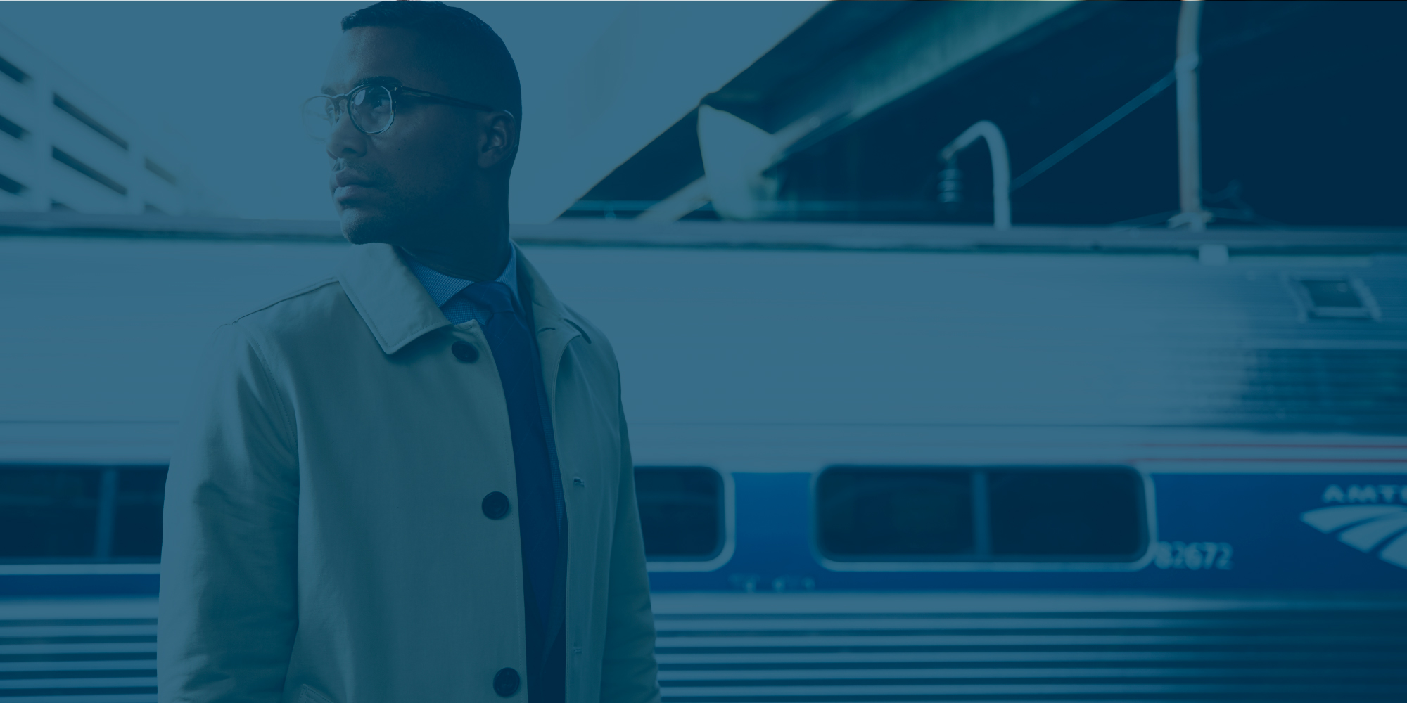 Amtrak Promotion - Amtrak Guest Rewards has seasonal promotions for members to take advantage of. My role was to concept and create multiple different looks across different mediums for these annual promotions.