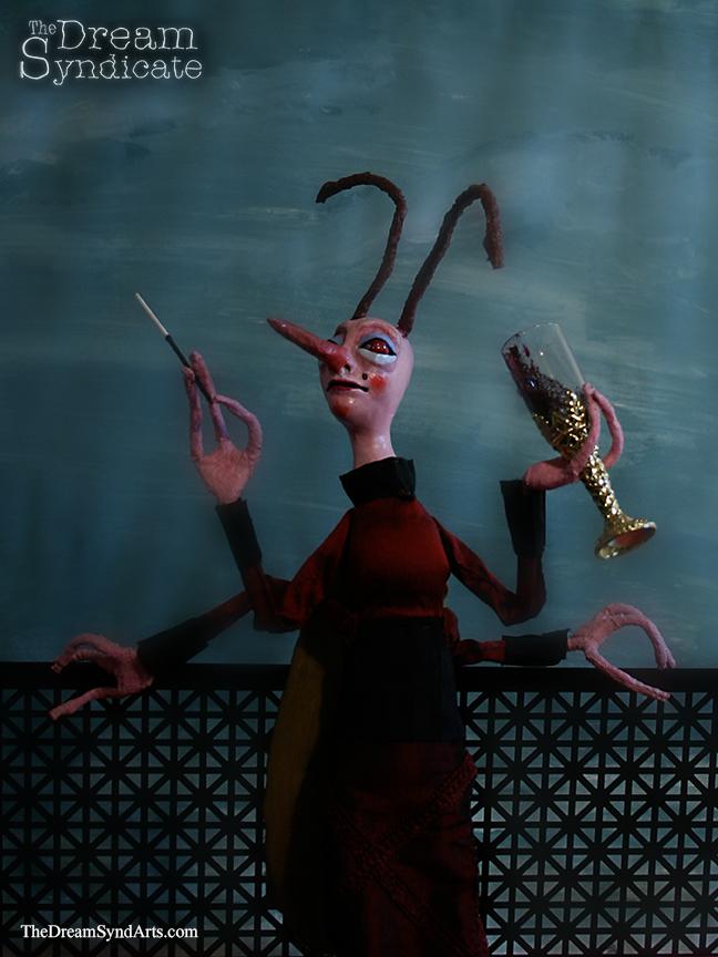 Madame d'Sangre