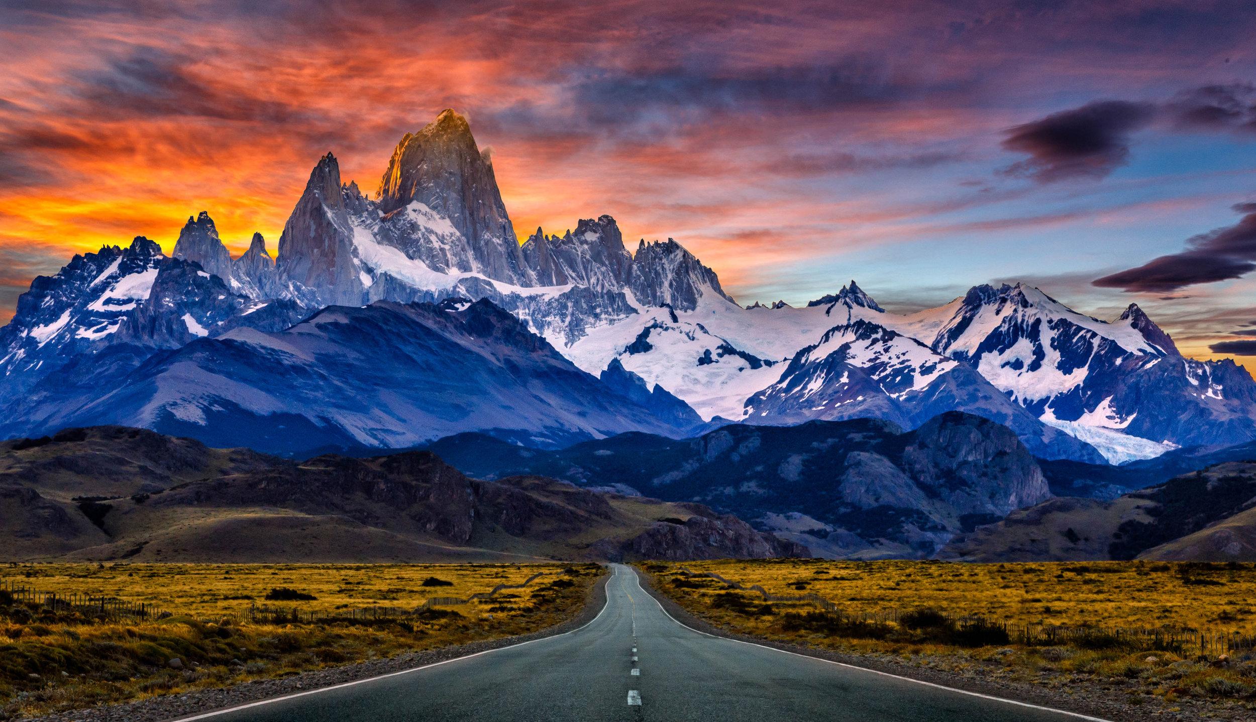 South America - Bolivia, Ecuador, Chile, Argentina, Brazil