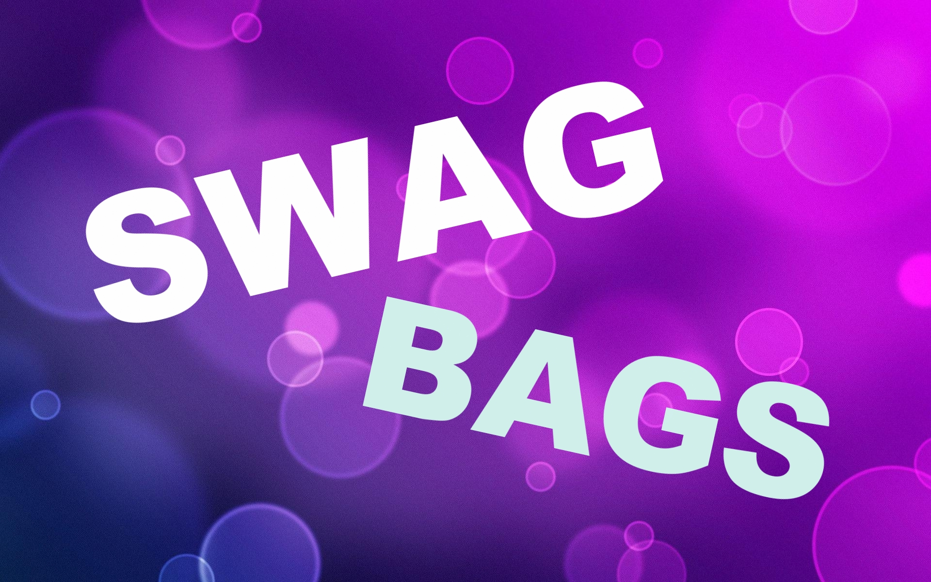 Take home some swag! - The 1st 100 ladies to check in at registration are guaranteed to receive our 6th annual Swag Bag!Registration is at 10:00am!