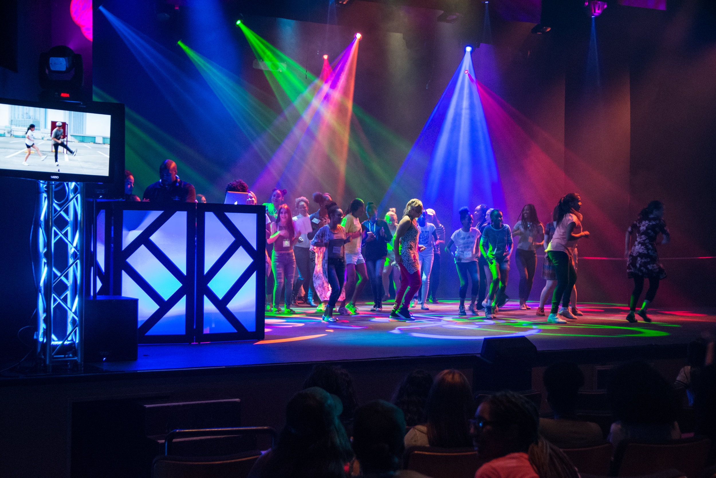 LIVE DJ! - DJ C Reelz and Chaffey College are preparing an epic experience filled with cool lights, smoke machines, lasers and more!