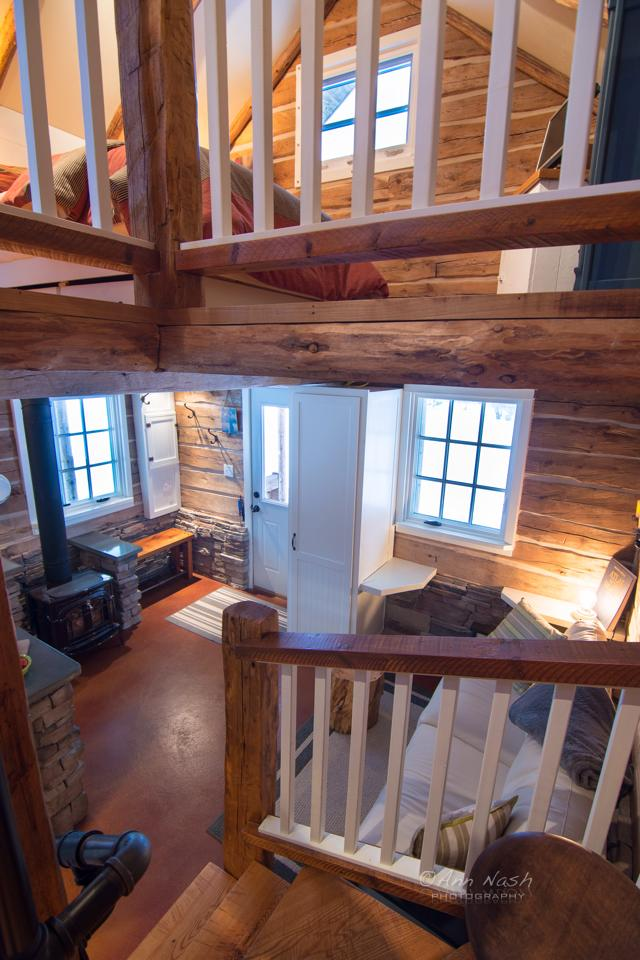 Log Cabin Upstairs Downstairs.jpg