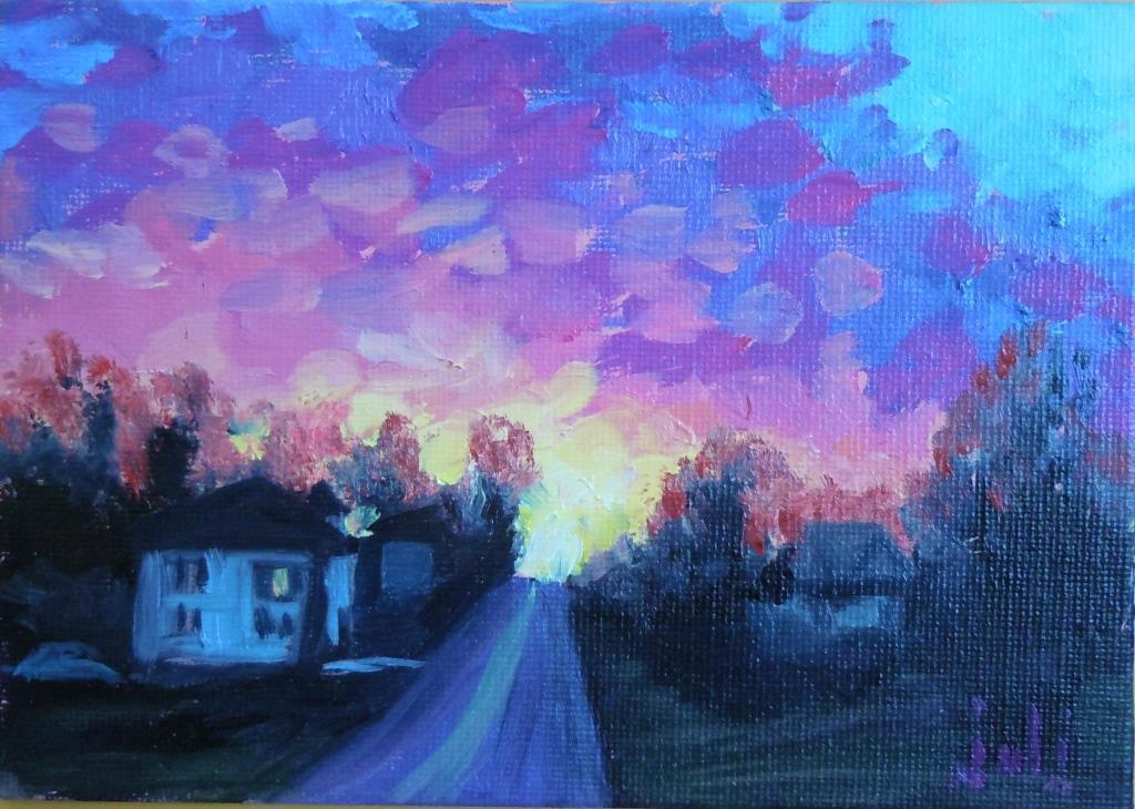 That Sunset Last Summer I