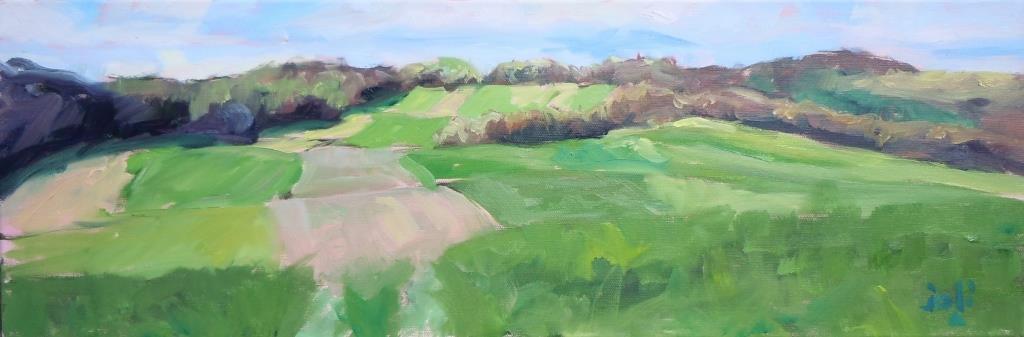 Ingram's Field, Spring