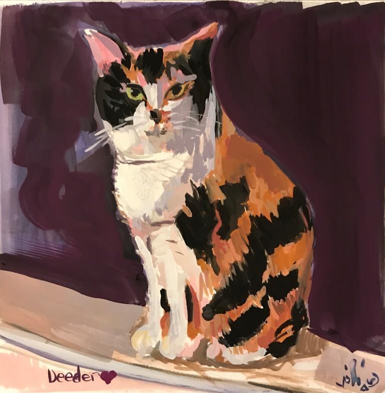 Deeder Kitty