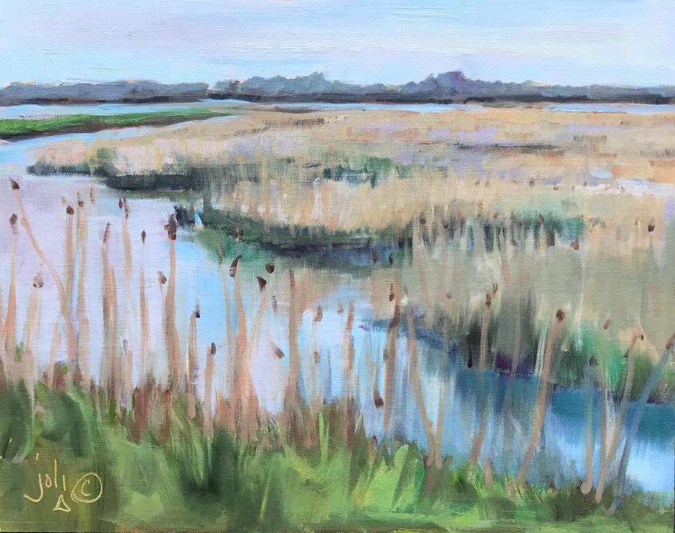 Early Spring, Plum Island Marsh
