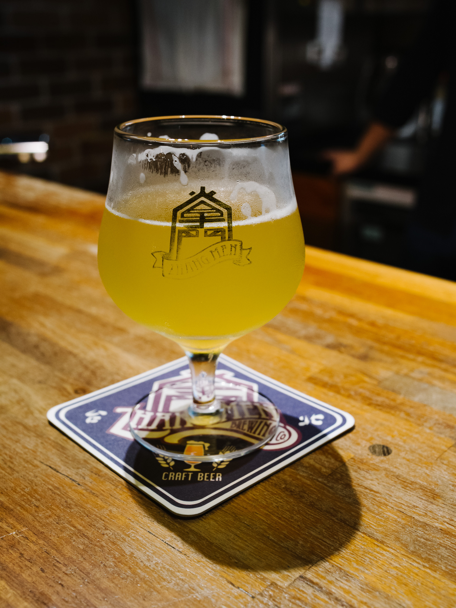 The Taps Run in Taipei - Writer Tom O'Malley travels to Taipei to drink in the city's emerging craft beer trends.
