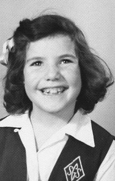 Ellen in St. Giles uniform circa 1960.jpg