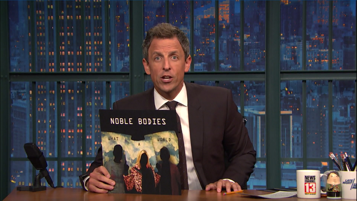 Seth Meyers 9.14.17 Noble Bodies 1.jpg