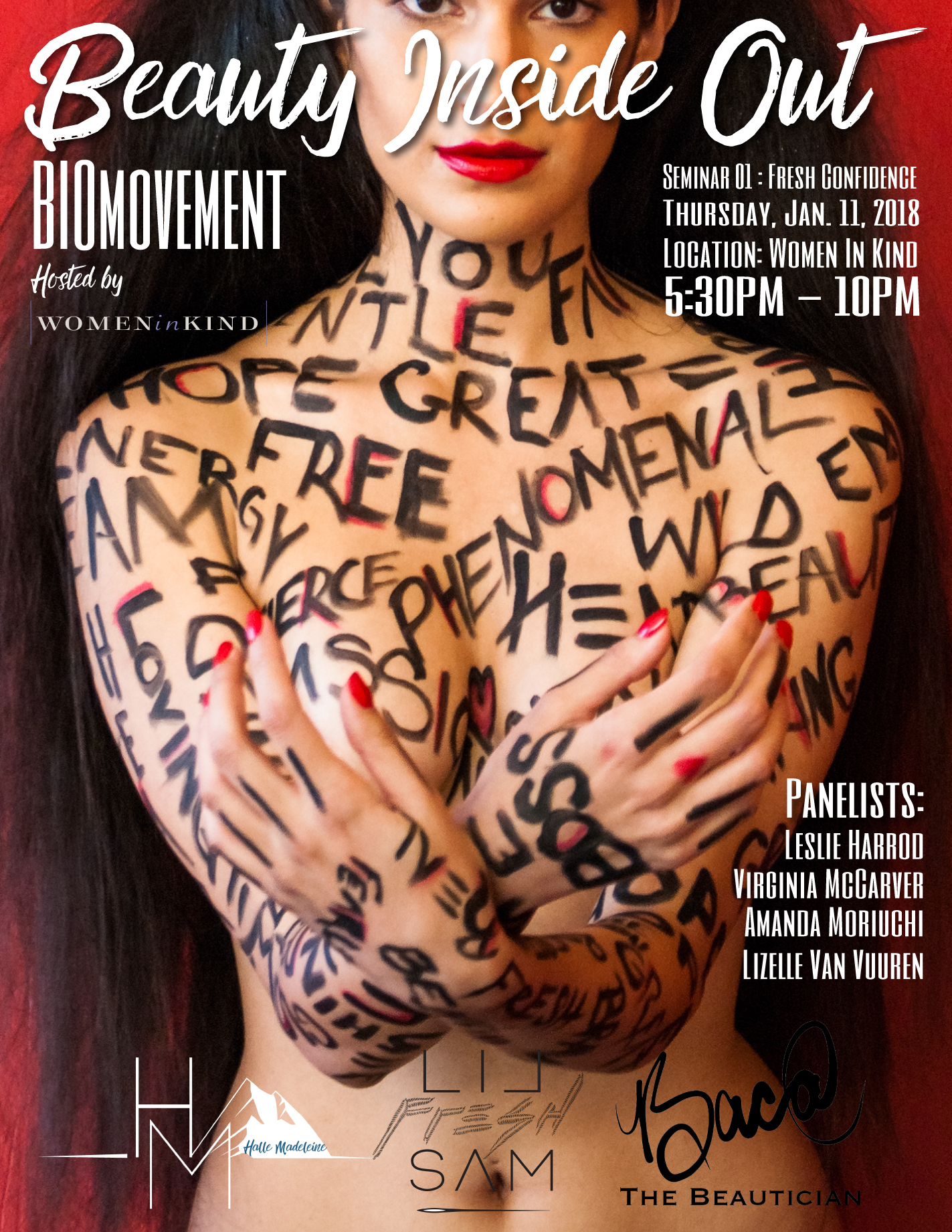 BIOmovement - Beauty Inside Out: A Women's Empowerment Seminar