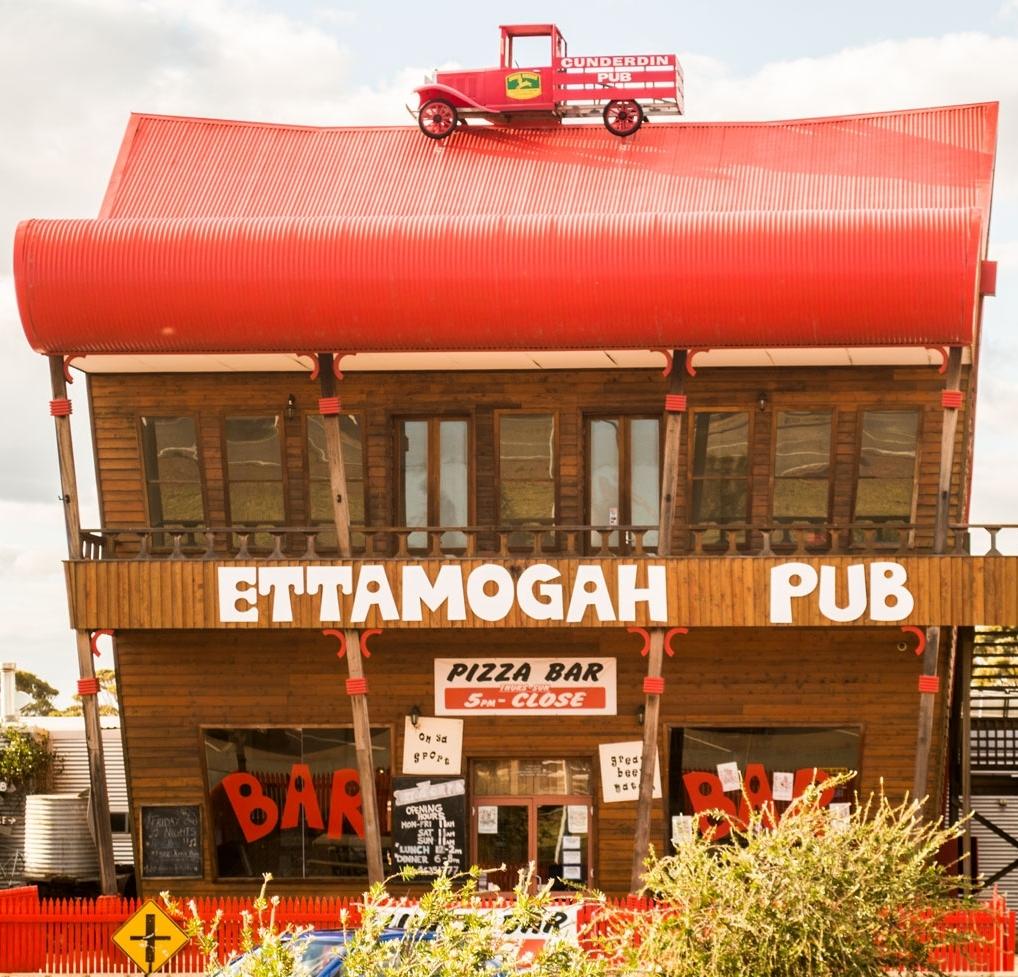 Cunderdin Etamogah Pub WA