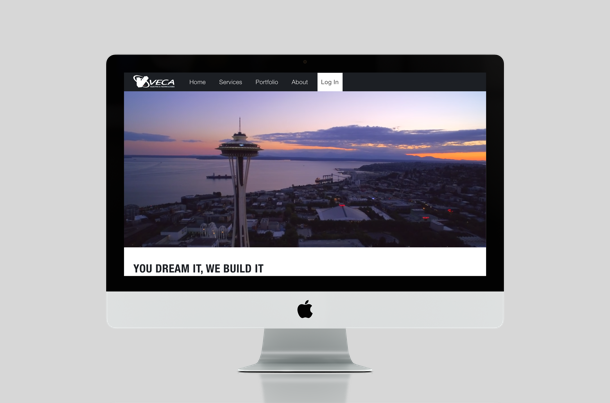 VECA - Franchise - Web Redesign (Page Under Construction)