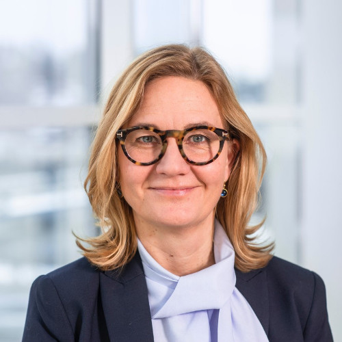 Mille Haslund Mellbye, Nordic Head of Claims at Söderberg & Partners