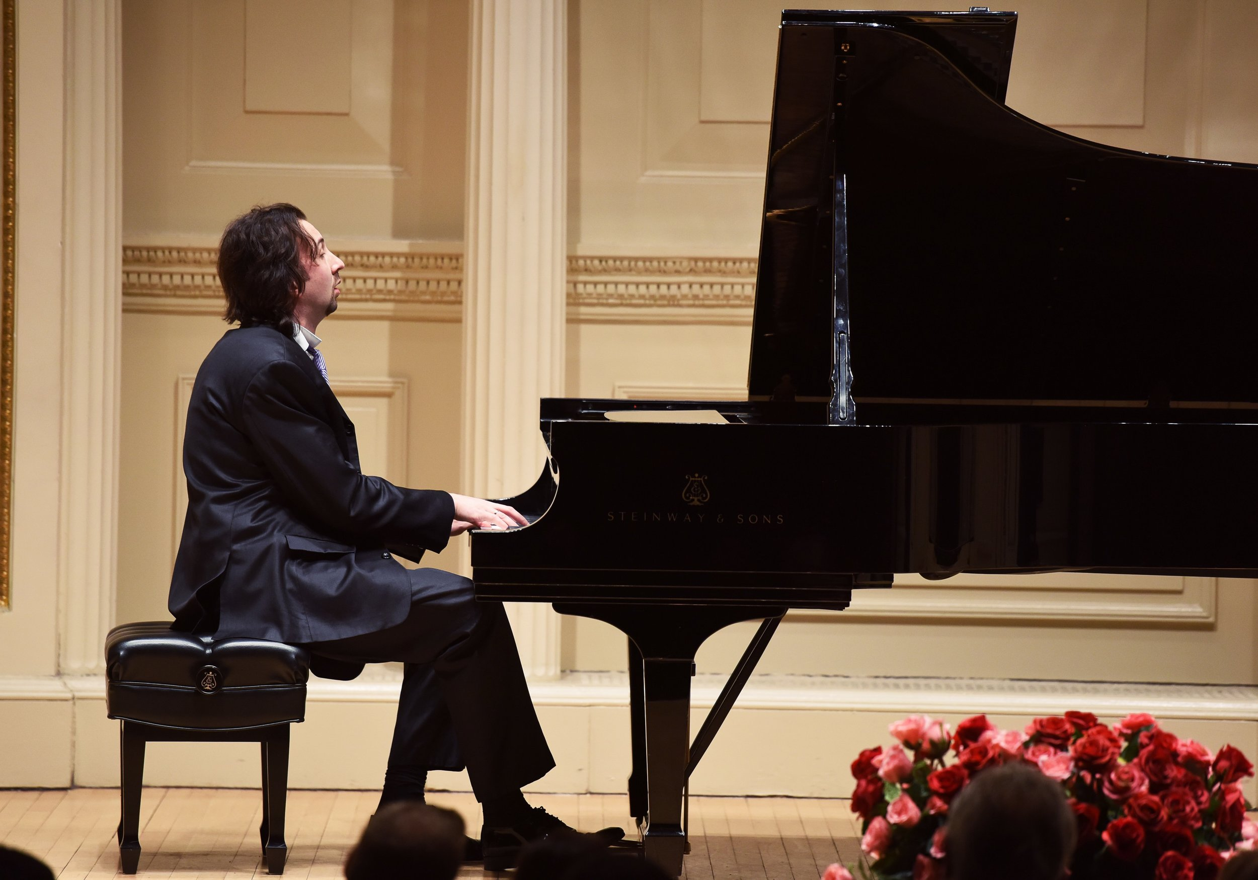 Marko Stuparevic - pianist