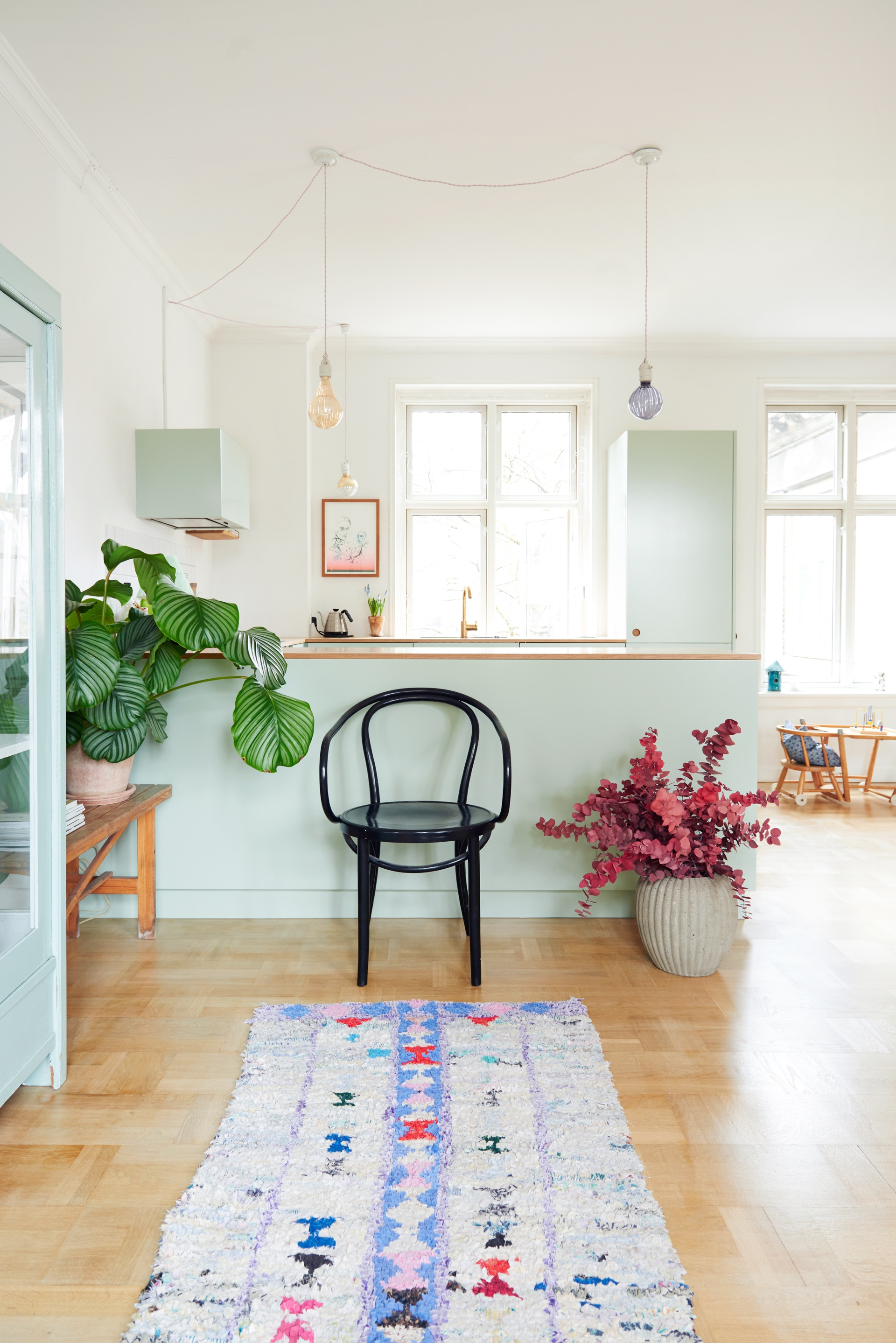 My Frederiksberg apartment — Featured in Elle Decoration  ☞