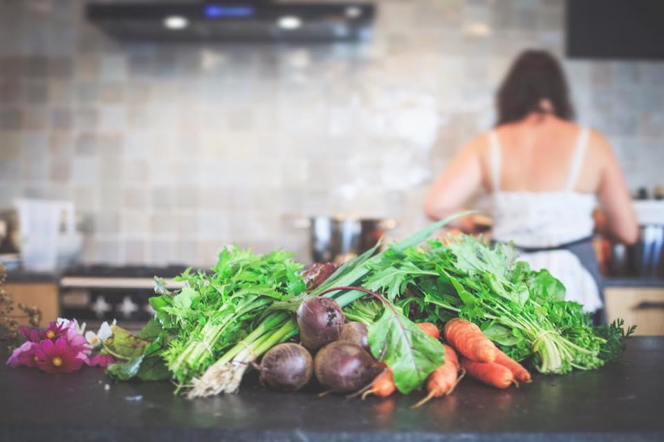 Ik kook zelf - Producten dienen allemaal aangekocht te worden in de boerderijwinkel. Groenten kunnen via zelfoogst.