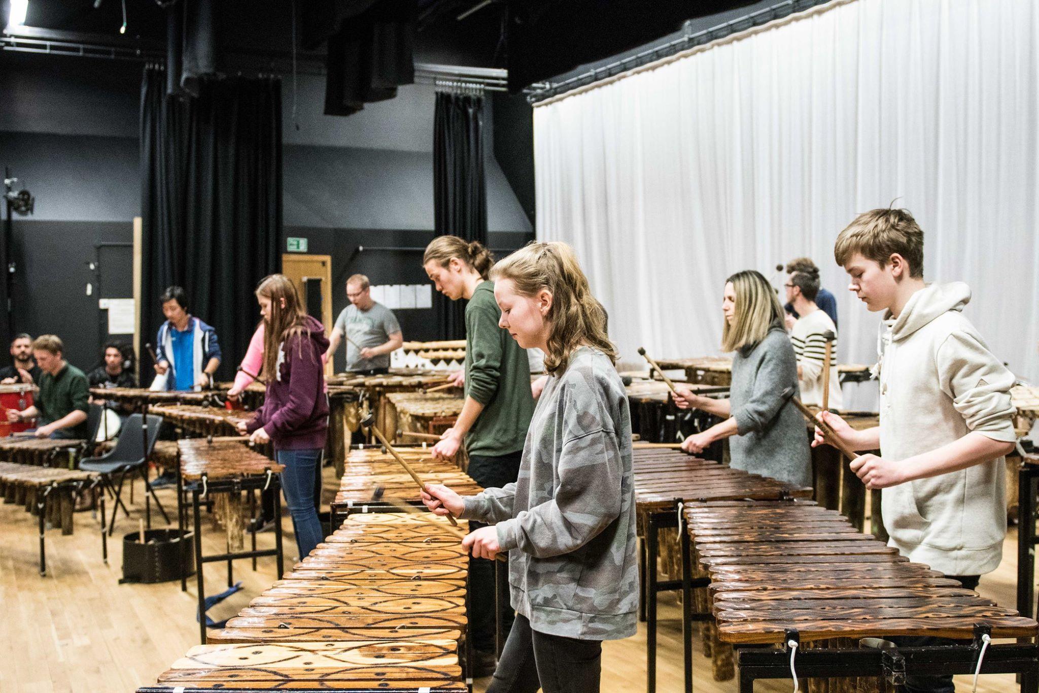 Learn to Play African Marimba Music - London UK