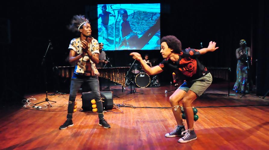 African Dance Workshop in London