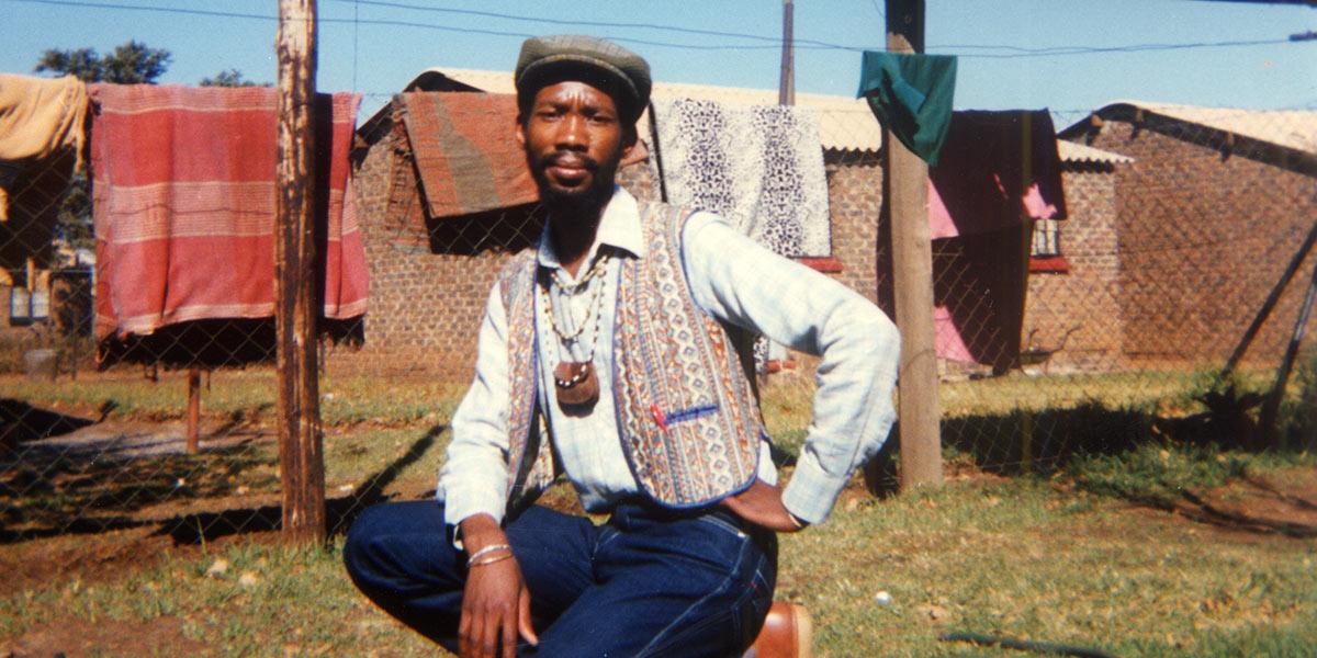 Simon Nkoli - Taste of Southern Africa