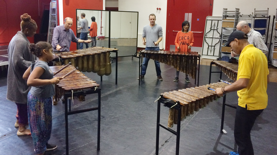 Marimba Music Class In London UK
