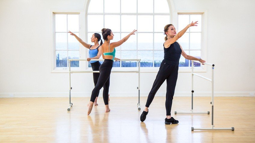Benefits of Barre at Every Age