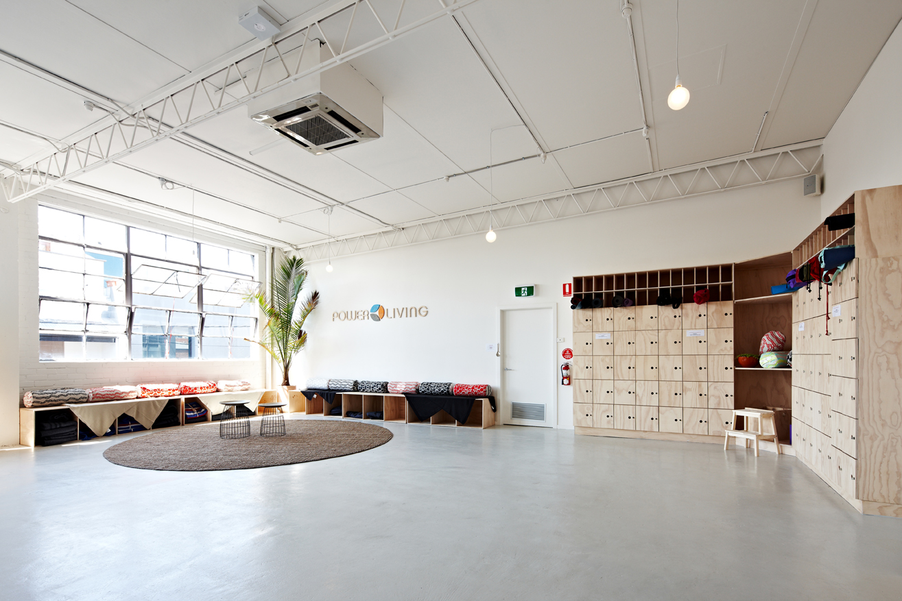 Yoga Studios from Warehouse Conversions Melbourne