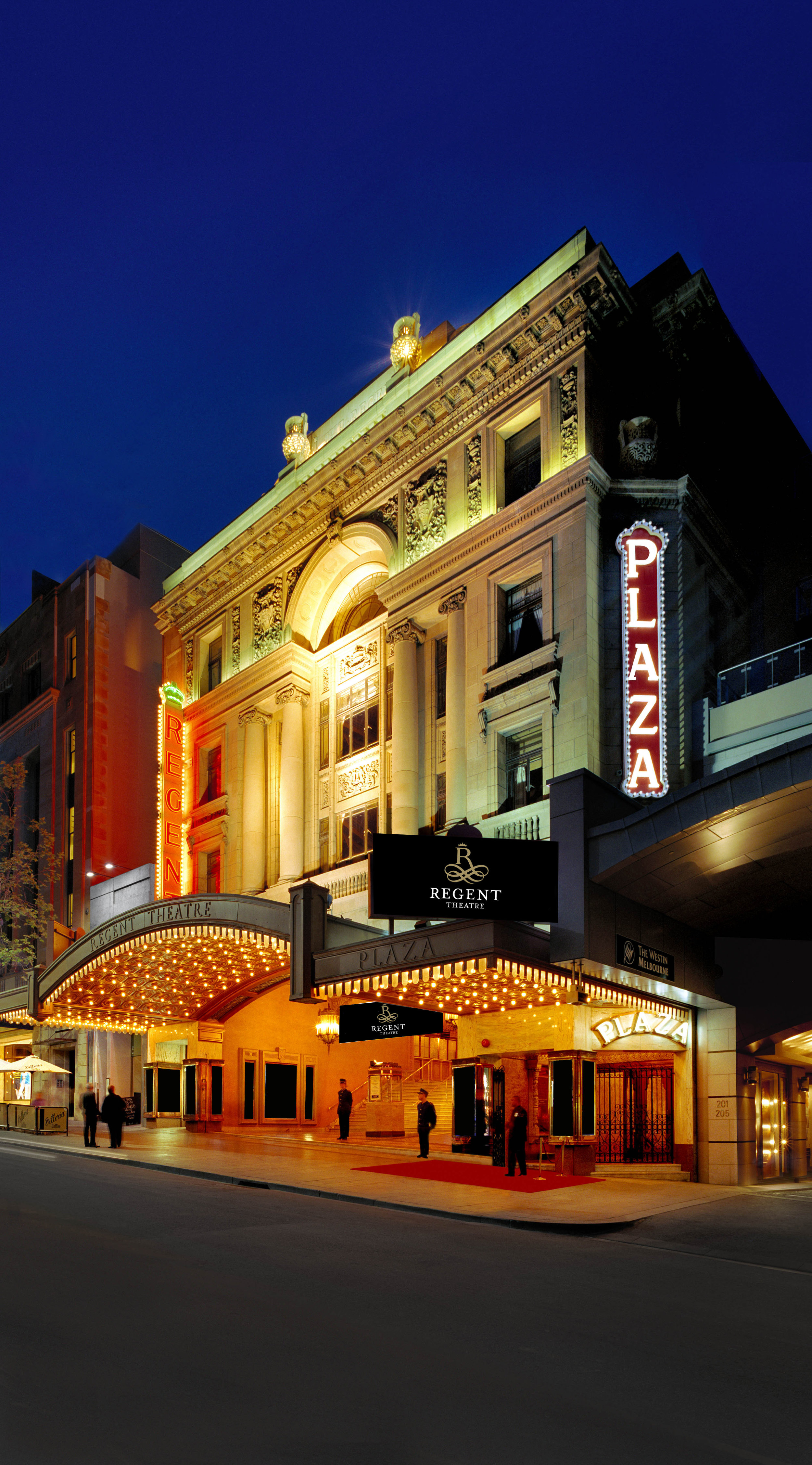 Melbourne's Most Loved Theatres