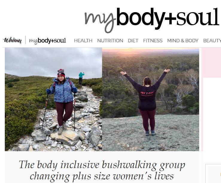 Body Inclusive Adventure Hiking