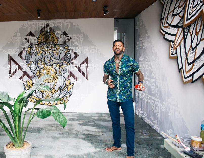Aren Bahia profile for Bali Honeycombers