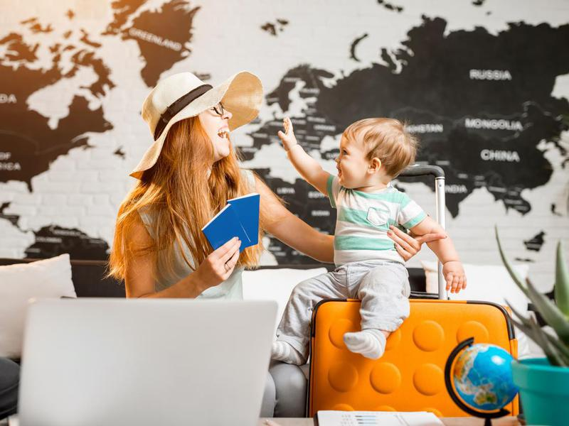 Baby Names Inspired By Travel