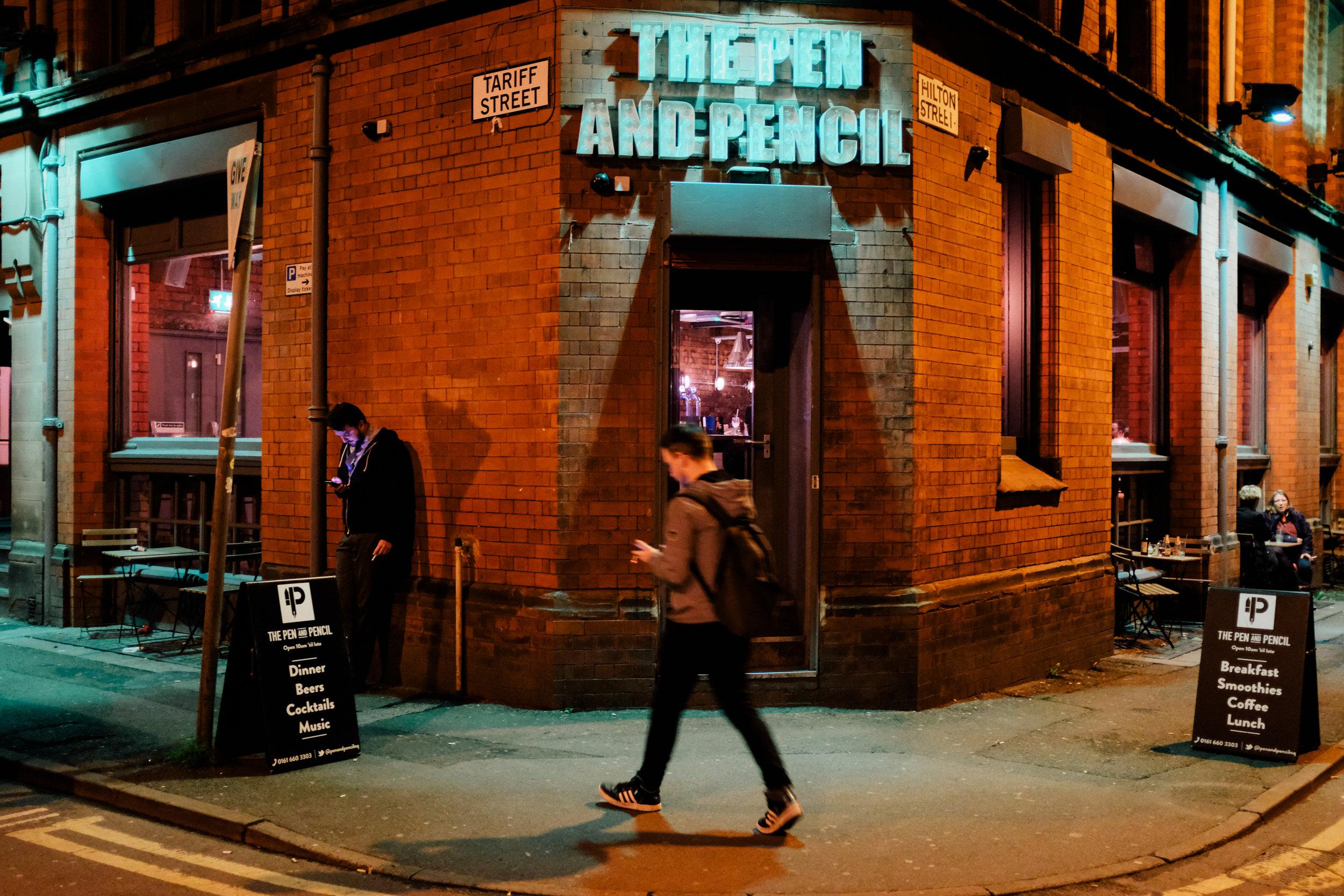 Tariff Street, Manchester