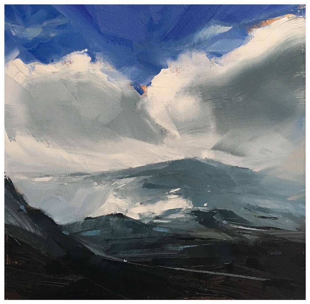 Mardale Ill Bell, from the valley road  - Wes Martin