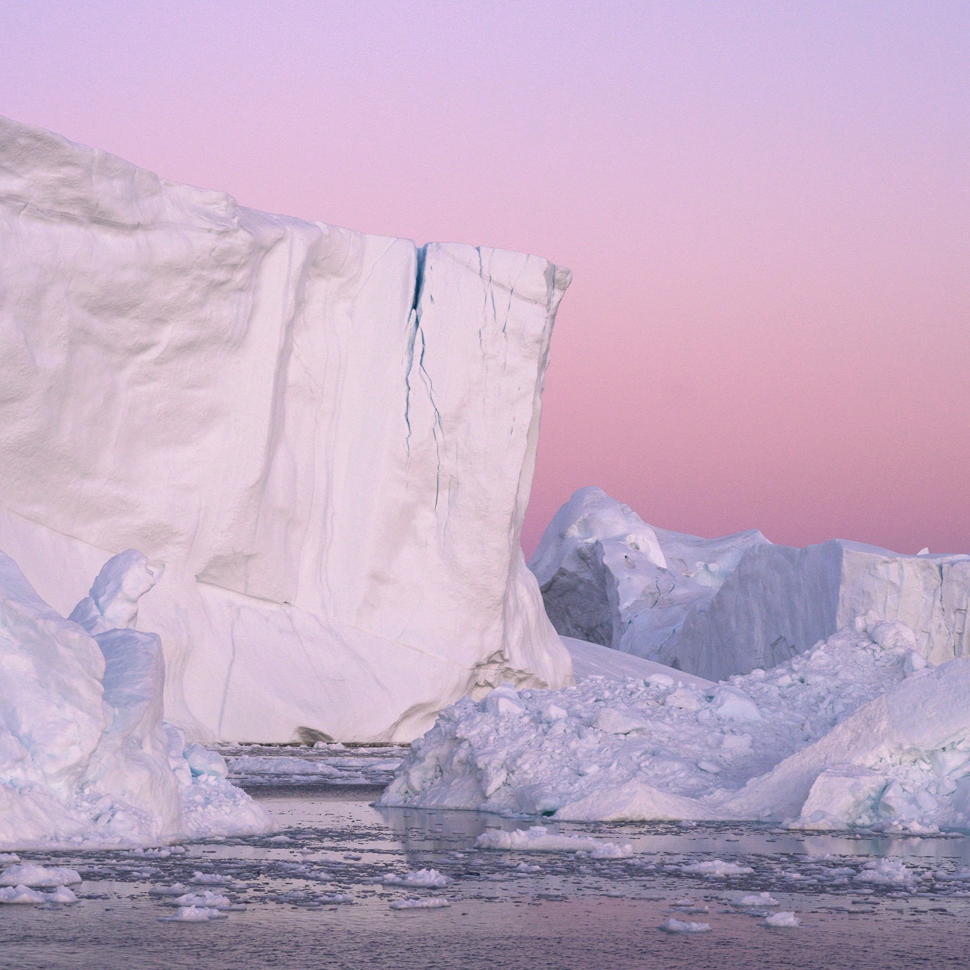 AMONG GIANTS, GREENLAND - 27th Sept - 3rd Oct 2020