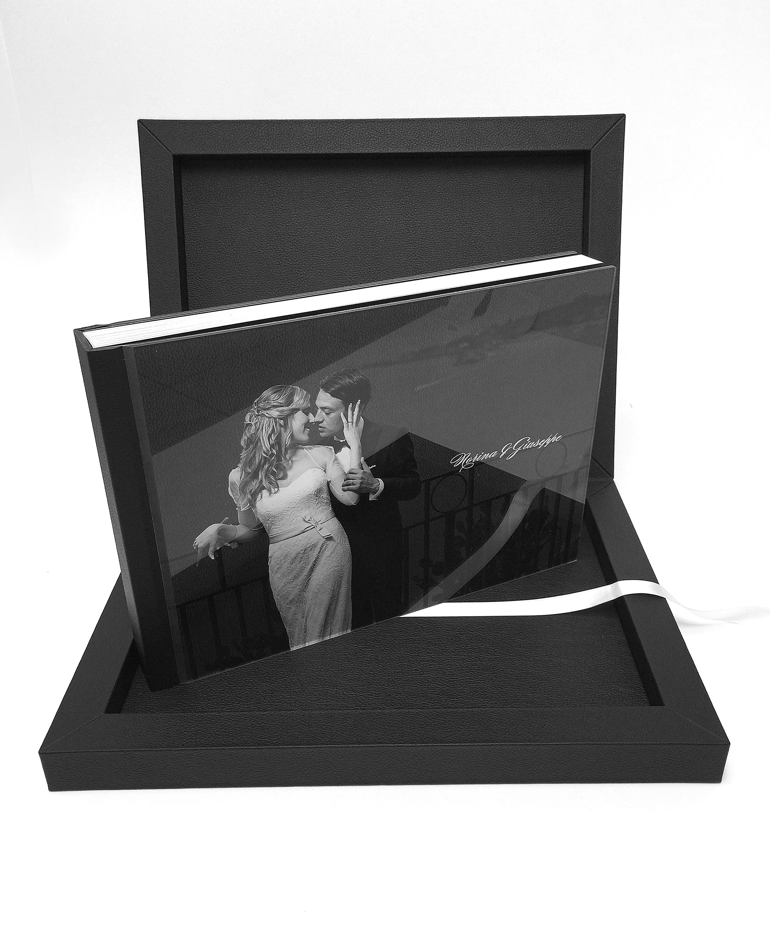 Crystal Glance Cover (Fotoafdruk op acryl)