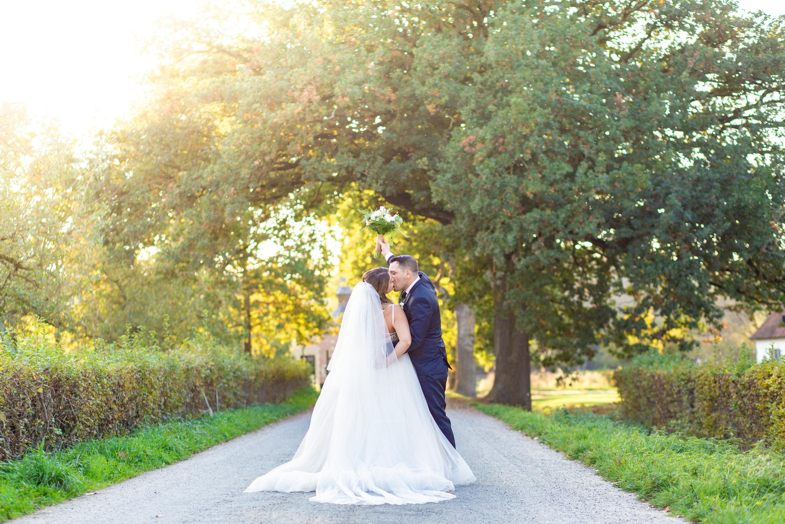 Bokrijk huwelijksfotografie