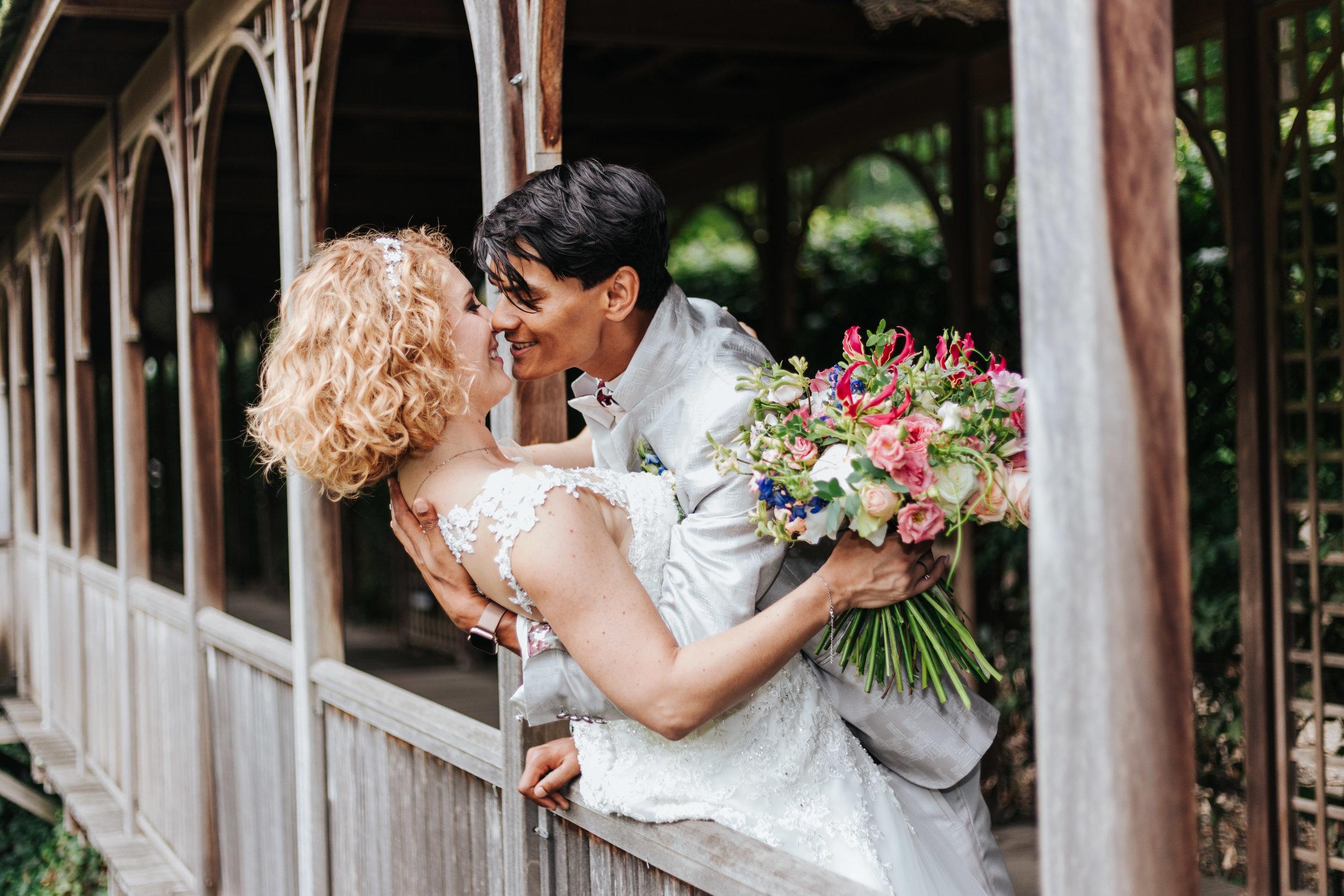 Suzy & Babulu - Huwelijk - 27 juli 2019