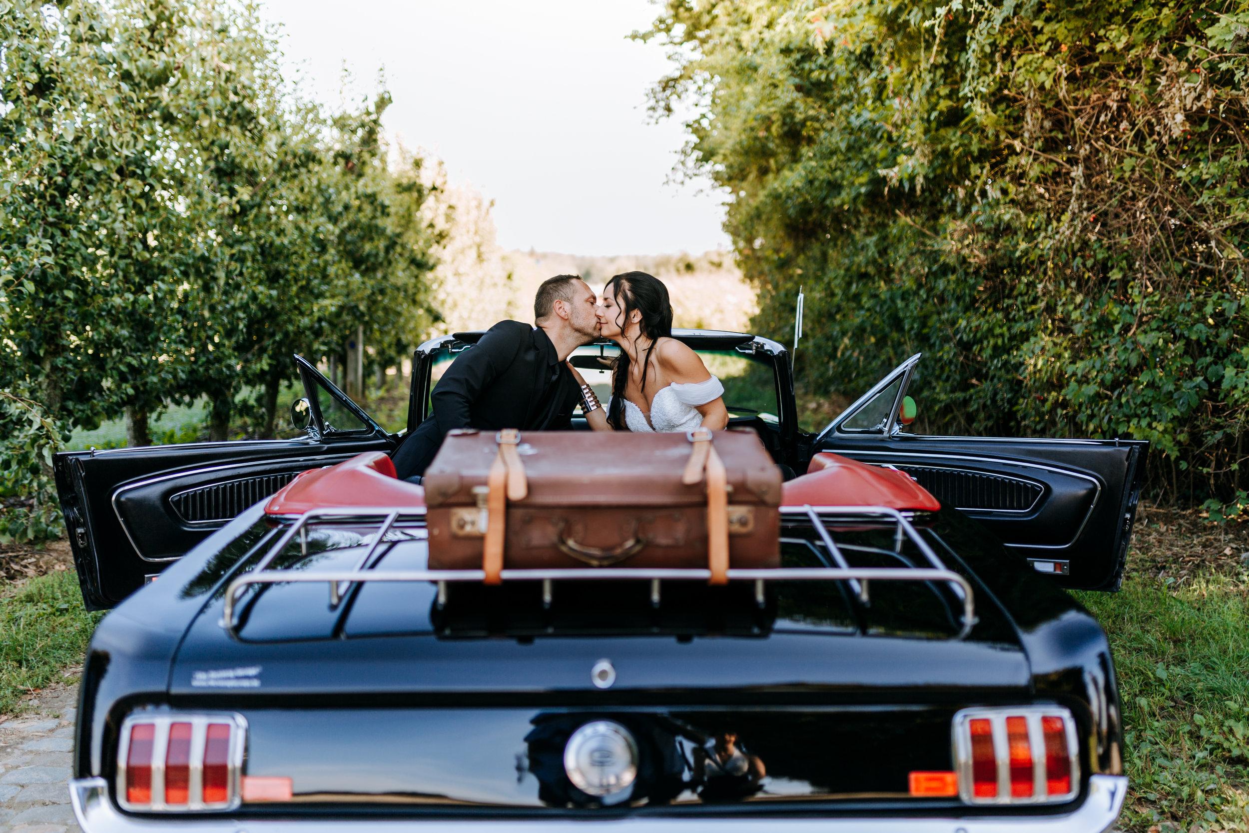 Sarah & David - Huwelijk - 30 augustus 2019
