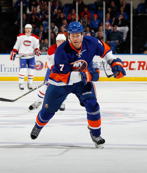 Matt Carkner is a former professional ice hockey defenceman and an assistant coach for the Bridgeport Sound Tigers (AHL). He played in the National Hockey League (NHL) for the San Jose Sharks, Ottawa Senators, and New York Islanders.