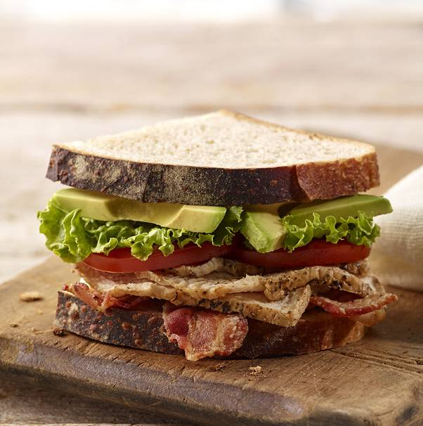 Panera Turkey BLT