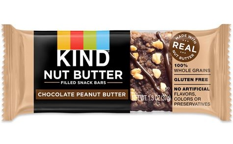 KIND Nut Butter Filled Snack Bar (Photo: KIND Snacks)