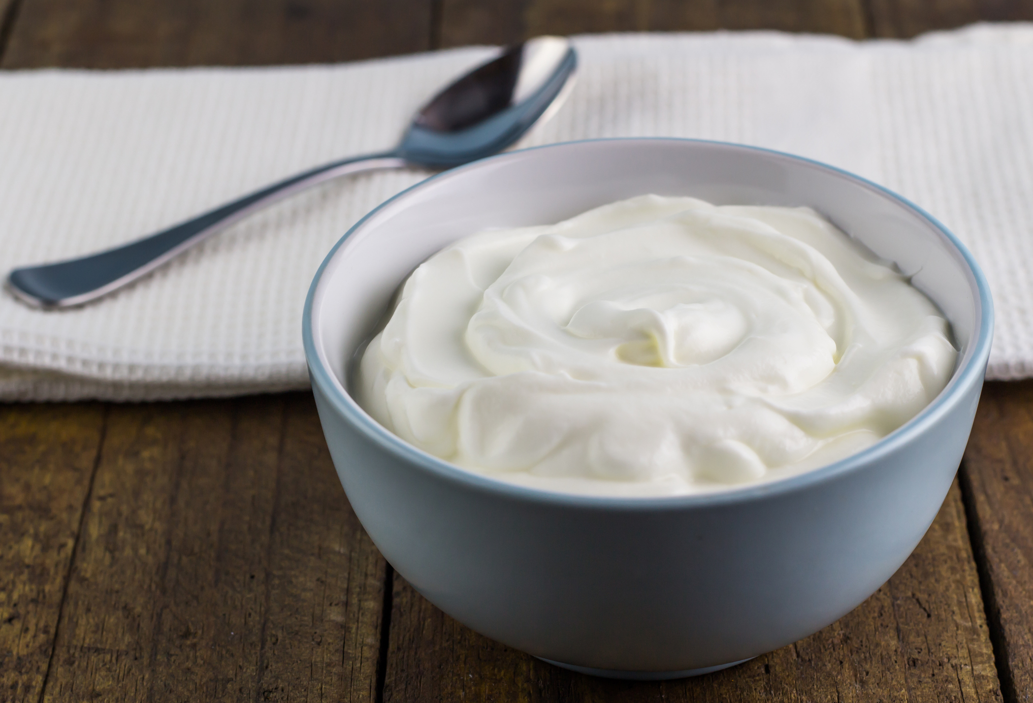 Greek Yogurt or Skyr (Image Source: Getty Images)