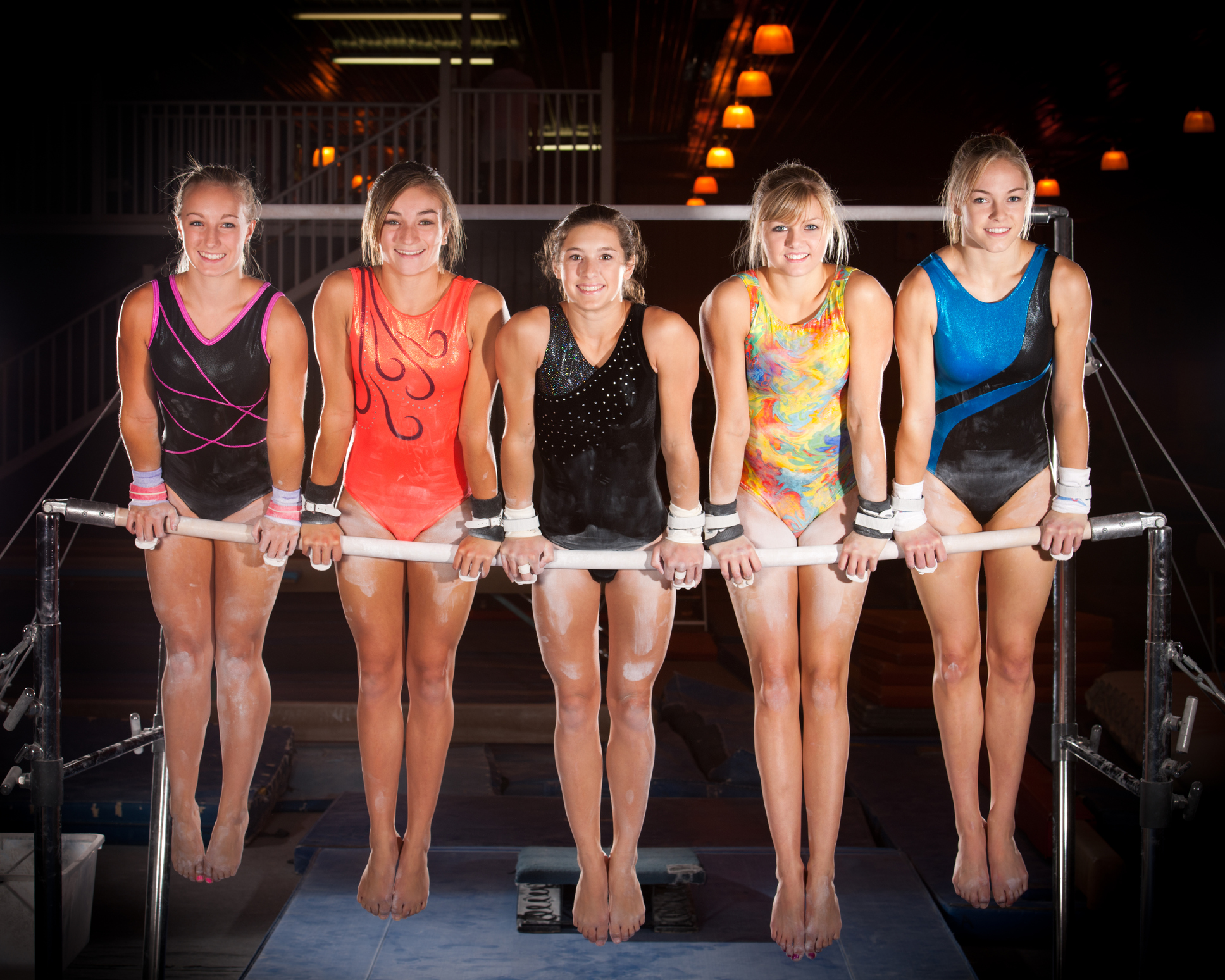 Staying Fueled During Gymnastics Practice (Photo Source: iStock)