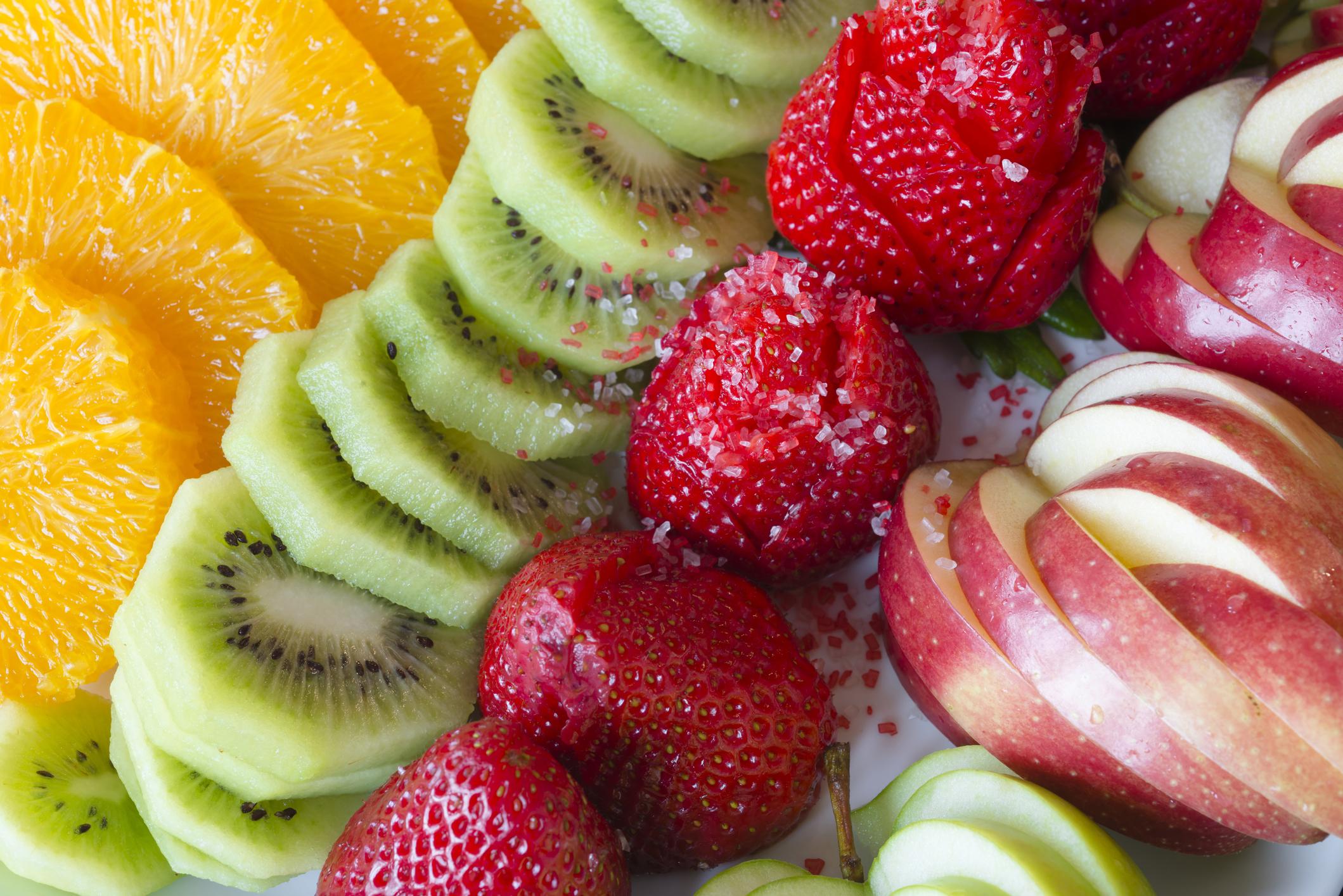 Pack along sliced fruit! (Image source: iStock)