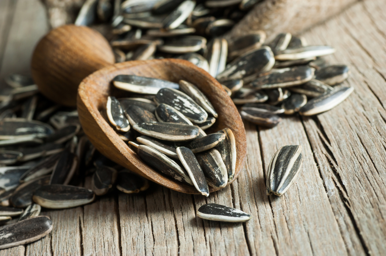 Sunflower Seeds - Image Source: Getty Images